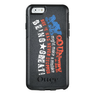 My Country Never Stopped Being Great iPhone case