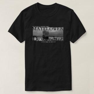 My Cousin is a certified Mayflower Descendant T-shirt