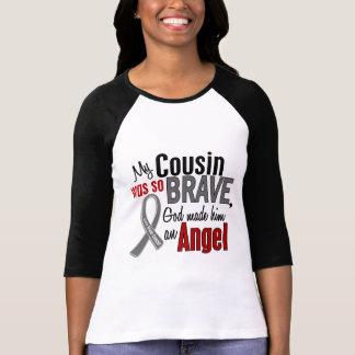 My Cousin Is An Angel 1 Brain Cancer Tee Shirt