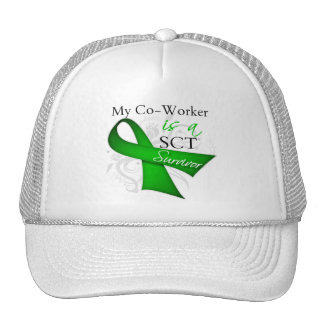 My Coworker is a Stem Cell Transplant Survivor Trucker Hat