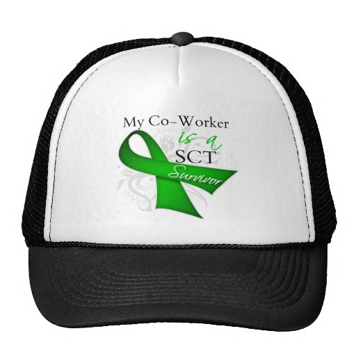 My Coworker is a Stem Cell Transplant  Survivor Mesh Hats