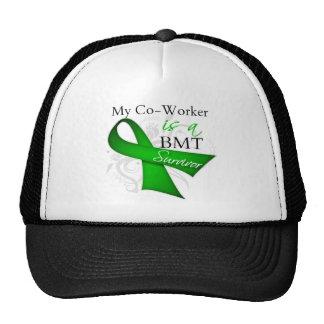 My Coworker is Bone Marrow Transplant Survivor Hats