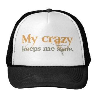 My crazy cap