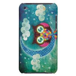 My Crescent Owl iPod Touch Speck Case Case-Mate iPod Touch Case