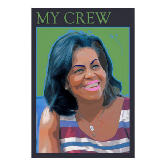 My Crew Poster