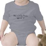 My crib has wifi tee shirts