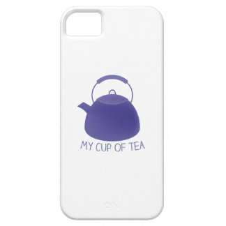 My Cup Of Tea iPhone 5 Cover