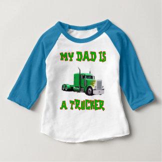 My Dad is a Trucker Shirt