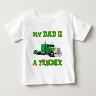My Dad Is A Trucker T-shirts
