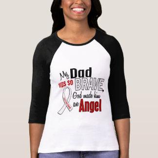My Dad Is An Angel Lung Cancer Tshirt