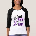 My Dad Is An Angel Pancreatic Cancer Shirts