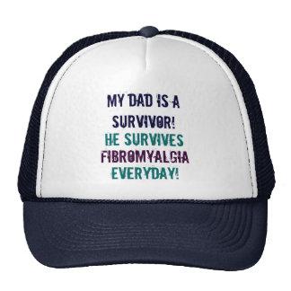 My Dad Is ASurvivor!, He Survives, Fibromyalgia... Cap