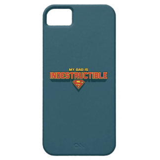 My Dad is Indestructible Barely There iPhone 5 Case