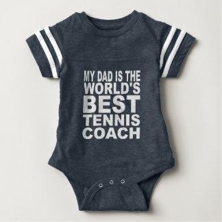 My Dad Is The World's Best Tennis Coach Tshirt