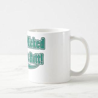 My Dad Kicked Cancer's Butt! Mug