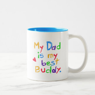 My Dad My Best Buddy T-shirts and Gifts Mugs