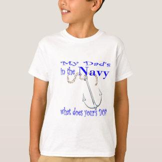 My dad navy T-Shirt