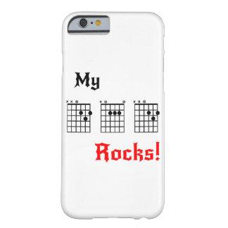 My DAD Rocks iPhone Case
