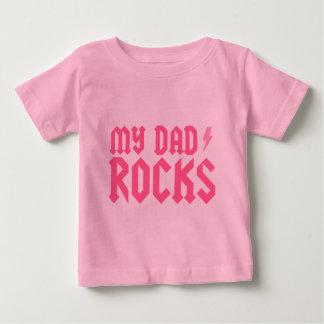 My Dad Rocks Tee Shirts