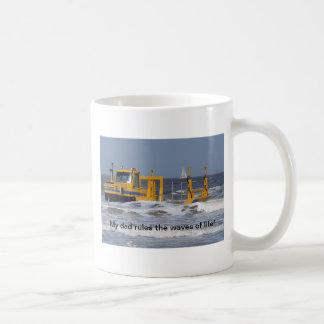 my dad rules coffee mug