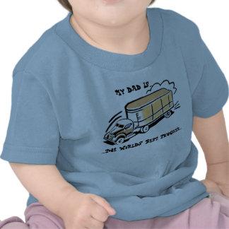 My Dad The Trucker Shirts