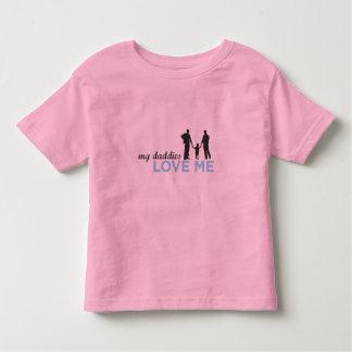 My Daddies Love Me T Shirts