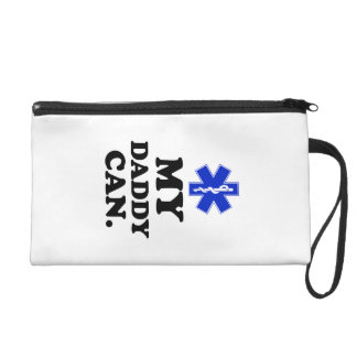 My Daddy Can.  EMT. Wristlets