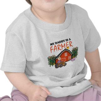My Daddy Is A Farmer Tshirts