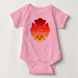 My Daddy Is A Firefighter T-Shirts & Gifts