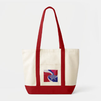 My Daddy Is A US Soldier Impulse Tote Bag