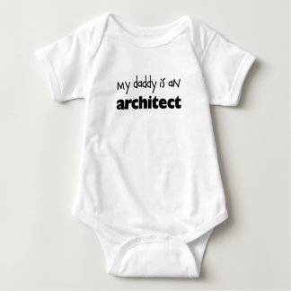 My Daddy is an Architect T-shirt