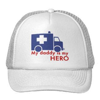 My Daddy Is My Hero Cap