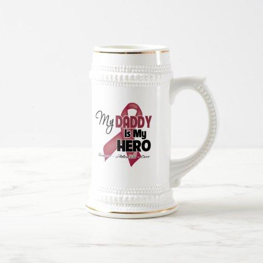 My Daddy is My Hero - Multiple Myeloma Coffee Mug
