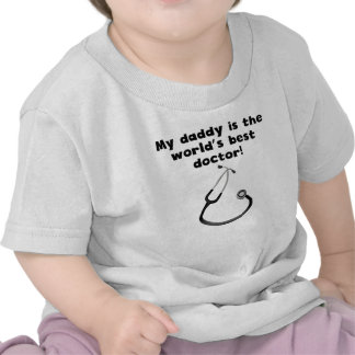 My Daddy Is The Word s Best Doctor Shirt
