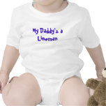 My Daddy's a Lineman Bodysuit