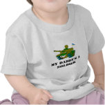 , My Daddy's a soldier Tshirts