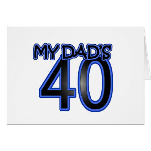 Daddy 40th Birthday Gifts Gift Ideas
