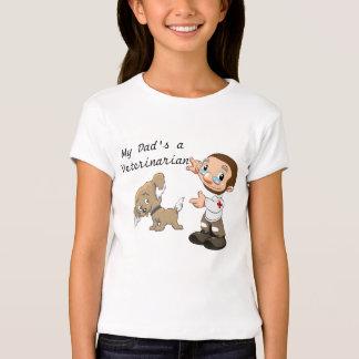 My Dad's a Veterinarian T-Shirt