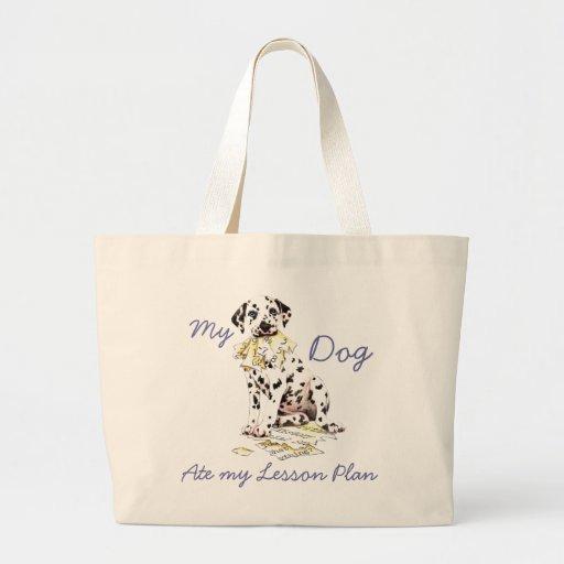 My Dalmatian Ate My Lesson Plan Bag