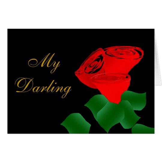 My Darling Card