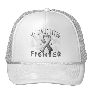 My Daughter Is A Fighter Grey Cap