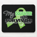 My Daughter is a Survivor - Lymphoma Mousepad