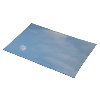 My Daytime Moon - 100% Woven Cotton Placemat