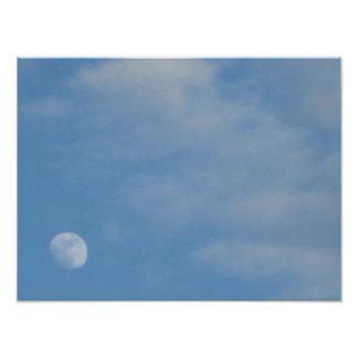 My Daytime Moon - Kodak Pro Photo Print Satin