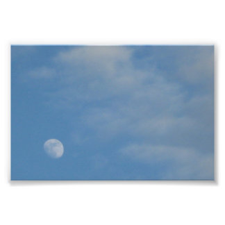 My Daytime Moon - Kodak Pro Photo Prints Satin