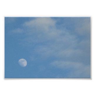 My Daytime Moon - Kodak Pro Photo Prints Satin