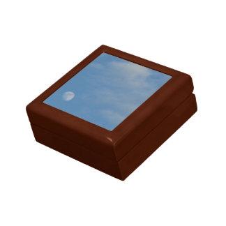 My Daytime Moon - Photo Tile Gift Box