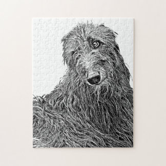 My dear hound jigsaw puzzle