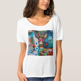 """""""My Deer"""" Women's Flowy T-Shirt"""