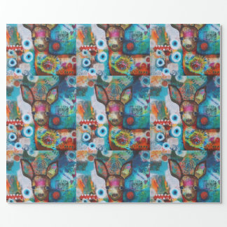 """My Deer"" Wrapping Paper (glossy)"